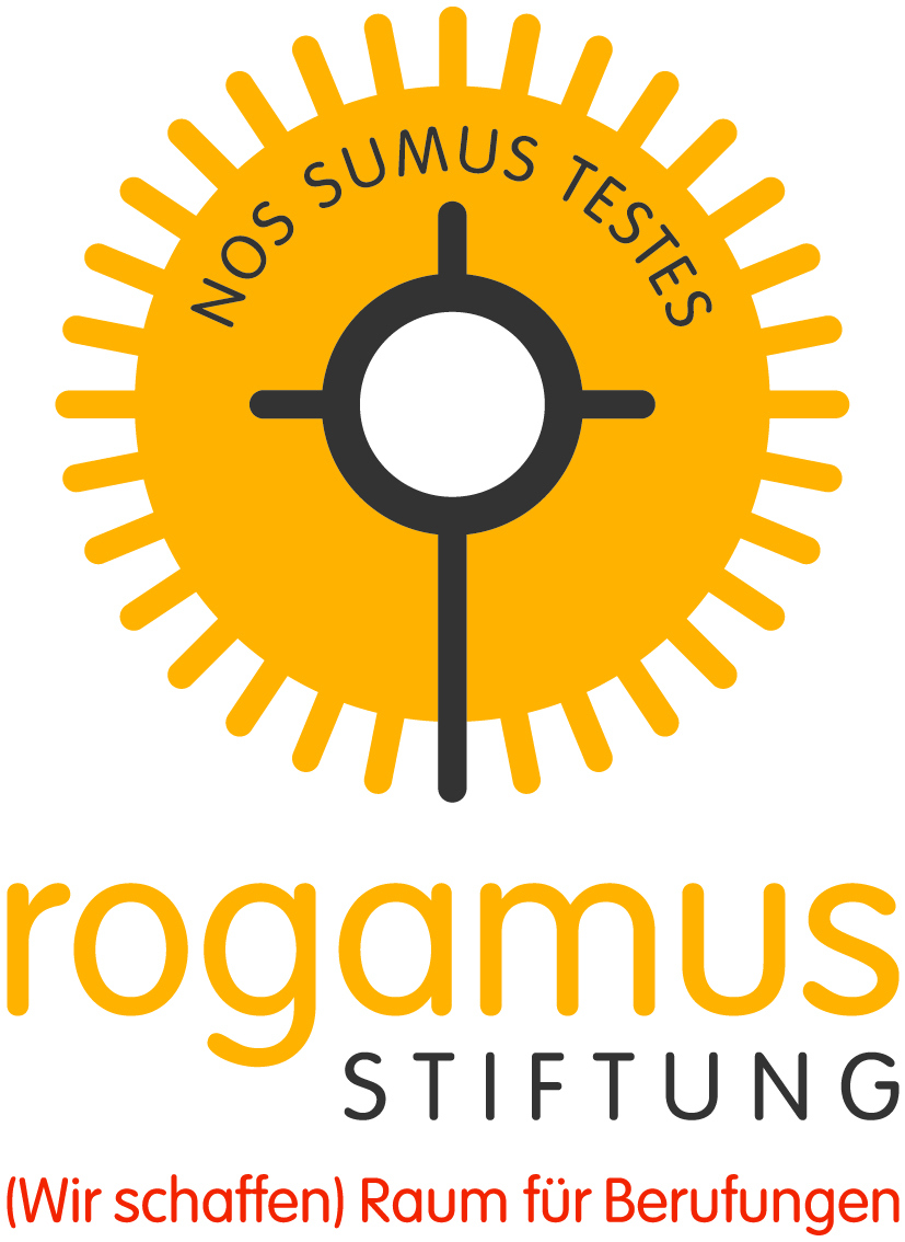 Logo der rogamus Stiftung